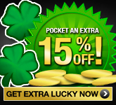 Pocket An Extra 15% Off in Savings on These Golden Items!