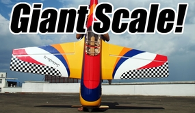 Giant Scale Aircrafts