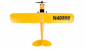 "GuanLi J3 Piper Cub - 37"" RC Airplane Kit Version Only"