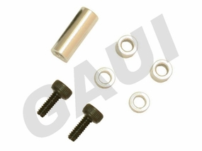 H200SD Spacers and screws Pack for CNC Tail Gear Case GauiParts-203661