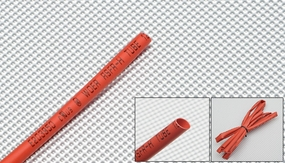 heat-shrinkable tubing    ?4---red 79P-10170