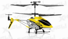 Hero RC H288 Replacement Parts Yellow (NO ELECTRONIC INCLUDED) 56P-Part-H288-WholeHeli-Yellow