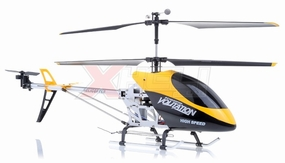 Hero RC H853 Helicopter Replacement Parts (Yellow) (DO NOT COME WITH REMOTE OR ANY ELECTRONIC PARTS)