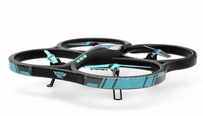 Hero RC V626 UFO Drone with Camera 4 Channel 6 Axis Gyro Quadcopter 2.4ghz Ready to Fly