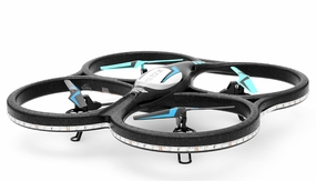Hero RC V626 UFO Drone with LED 4 Channel 6 Axis Gyro Quadcopter 2.4ghz Ready to Fly