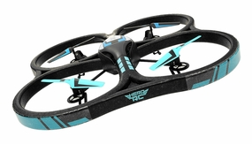 Hero RC XQ-5 V626 UFO Drone with Camera 4 Channel 6 Axis Gyro Quadcopter Headless Mode 2.4ghz Ready to Fly w/ Extra Battery RC Remote Control Radio