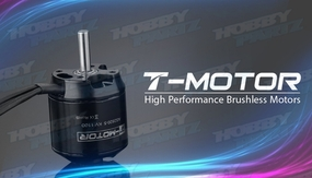 High Performance Brushless T-Motor AS2820 1100kv for Airplane