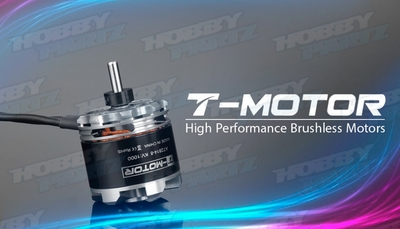 High Performance Brushless T-Motor AT2814 1000KV for Airplane