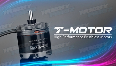 High Performance Brushless T-Motor AT3520 730KV for Airplane