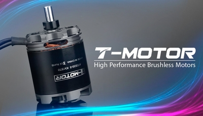 High Performance Brushless T-Motor AT3530 570KV for Airplane 02P-Motor-611-AT3530-KV570