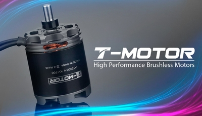High Performance Brushless T-Motor AT3530 700KV for Airplane