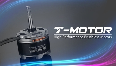 High Performance Brushless T-Motor AT5320 KV220 for Planes 02P-Motor-343-AT5320-KV220