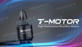 High Performance Brushless T-Motor MS2216 KV900 for Quads