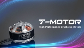 High Performance Brushless T-Motor Navigator Series MN4010-KV580