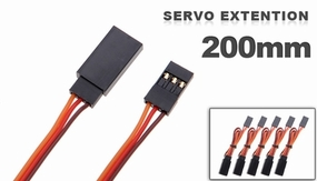 JR Servo  extention lead 200mm