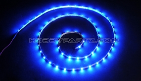 HobbyPartz Blue LED-60 Lights