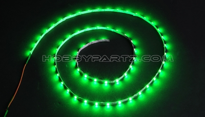 HobbyPartz Green LED-60 Lights 79P-10196
