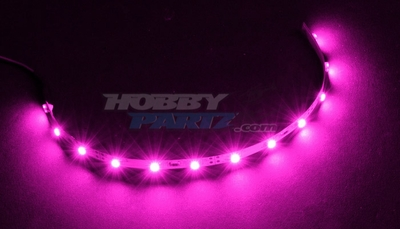 HobbyPartz Pink LED-12 Lights