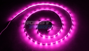 HobbyPartz Pink LED-60 Lights