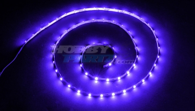 HobbyPartz Purple LED-30 Lights