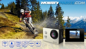 HobbyPartz Sport Action Camera WIFI  Waterproof Case