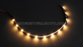 HobbyPartz Warm-White LED-12 Lights 79P-10189