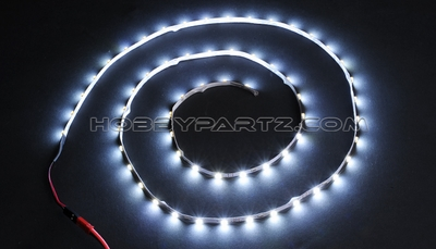 HobbyPartz White LED-30 Lights