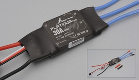 HobbyWing Aircraft System Platinum Series 30A OPTO Pro ESC for multi-rotor aircraft