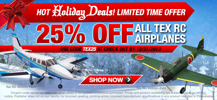 Hot Holiday Deals