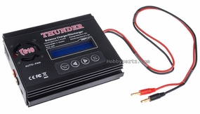 Hot Power H610 1-6 Cell LiPo/LiFe & 1-18 Cell NiMH/NiCD Professional Digital Balance Charger w/ PC USB Software * Designed for High-End Batteries like Thunder Power RC H610-HotPower-Charger
