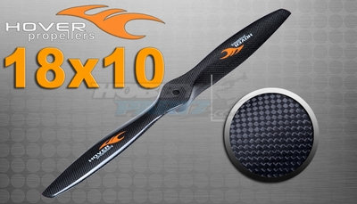 "Hover brand Carbon Fiber Propellers 18""X 10"