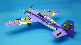 Katana 120 V2 - MOST BEAUTIFUL CMP AIRPLANE! ON PROMOTION NOW New Model! CMP Katana S Version 2 ARF 2c 108~160 4c 120~140 ENGINE POWERED Aerobatic RC Aircraft
