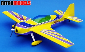 "Katana 50 - 53"" Nitro Gas 3D Aerobatic Radio Remote Controlled RC Sports Plane ARF CMP-Gas-Katana50"