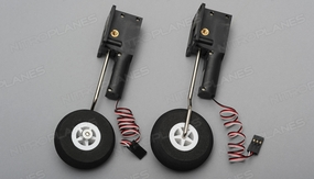 landing gear (for new version with E-retract) 60P-DYAT-007-Eretract