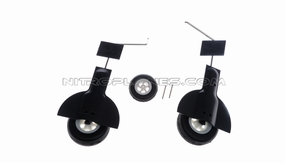 Landing Gear Set for AirField RC F6F 1100mm 93A806-12-LandingGearSet