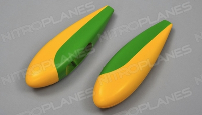 Landing Gear Wheel Pant (Green) 05A330-06-LandingGearWheelpant-Green
