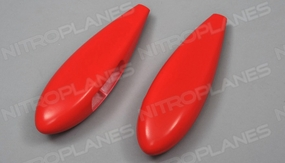 Landing Gear Wheel Pant (Red) 05A330-06-LandingGearWheelpant-Red