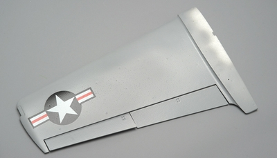 Left Main Wing  (Grey)