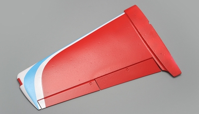 Left Main Wing (Red)