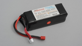 Lipo Battery for Plane Airfield P51, P40, Thunderbird (No Connector) ExceedRC-Lipo-15C-4S-2200mAh