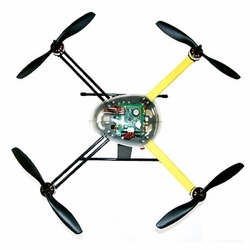 Lotus RC T380 Quadcopter Almost Ready to Fly