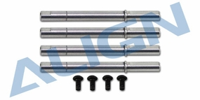 M424 Aluminum Rotational Shaft M424007XX