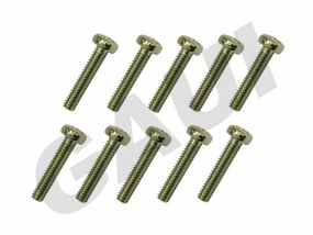 Machine Screws(M2x10)x10pcs