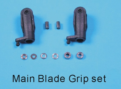 Main blade grip set