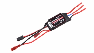 main brushless speed controller(WK-WST-20A-3)