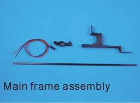 Main frame assembly