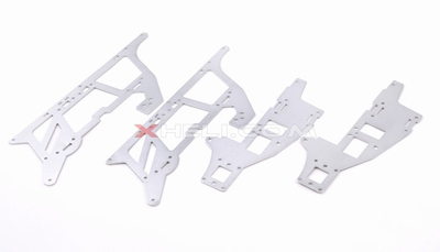 Main Frame Decorated Aluminium Plates 67p-9053-16