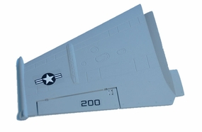 Main Wing (Left) Parts-ExceedF18_06A05-04-Wing-L-Gray