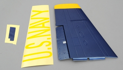 Main Wing Left (Blue) 95A251-01-MainWing-Left-Blue
