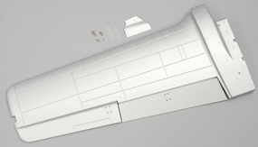 Main Wing Left (Silver) 95A703-02-MainWingLeft-Silver
